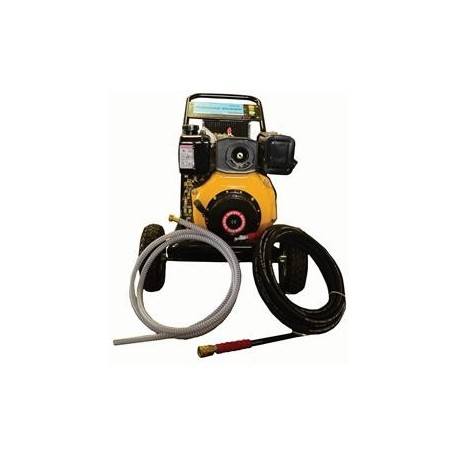 Diesel High Pressure Washer 248 Bar
