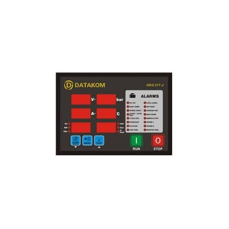 Datakom DKG517 Manual and Remote Start Controller