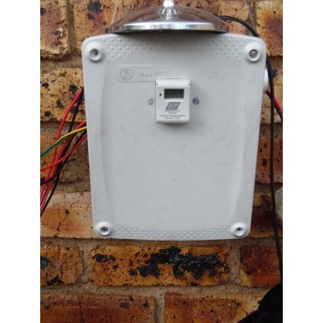 65 Amp Automatic changeover switch
